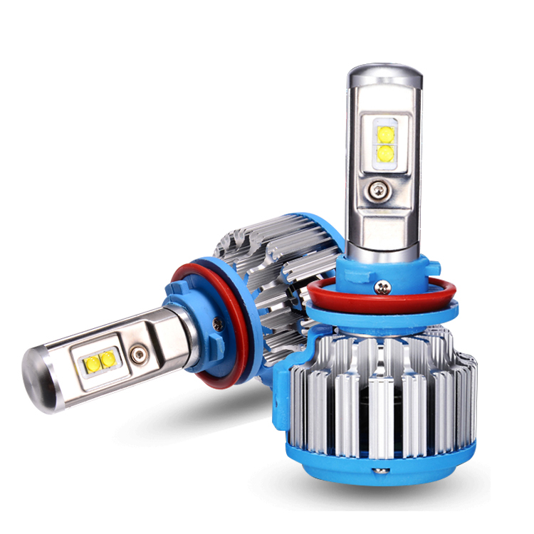 Excellent Quality T1 H11 35W Turbo Car LED Lighting Auto Lamp